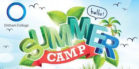 OC Summer Camp 2019 tickets