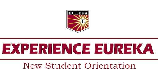 Experience Eureka - Freshman Orientation - Summer 2019
