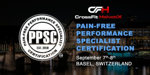PAIN-FREE PERFORMANCE Specialist Certification