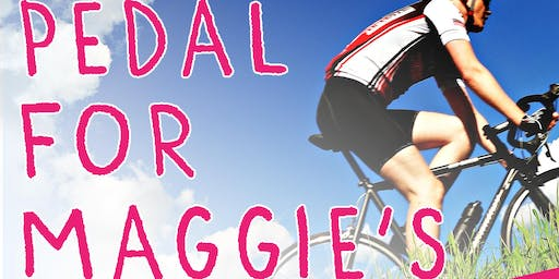 Pedal for Maggie's 2019