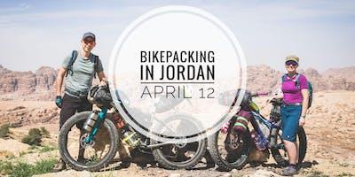 Bikepacking in Jordan