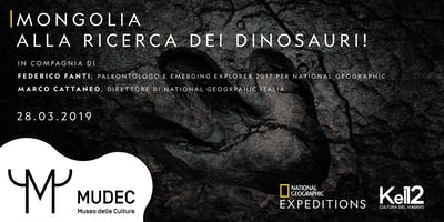 Conferenza National Geographic Expeditions