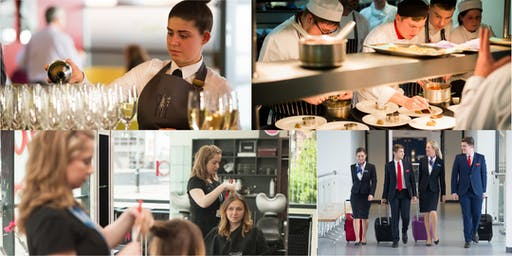 Experience Day 2019 (Beauty, Hairdressing, Catering, Hospitality and Travel)