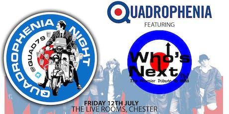 Quadrophenia Club Night feat Who's Next tickets
