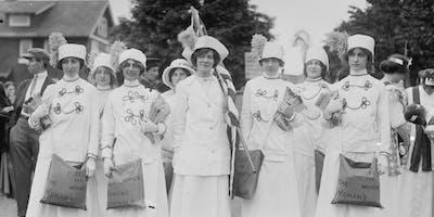 """Fashioning Women's Suffrage"" - Tea & Lecture by Heather Munro Prescott"