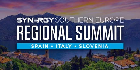 South Europe Regional Summit (Spain, Italy, Slovenia) biglietti