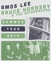 Bruce Hornsby & The Noisemakers and Amos Lee