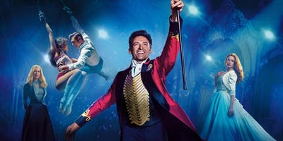 Sunday Cinema in the Haybarn - The Greatest Showman
