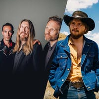 The Wood Brothers + Colter Wall