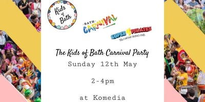 The Kids of Bath Carnival Party