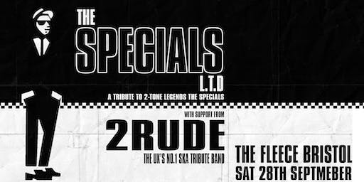 The Specials Ltd + 2 Rude