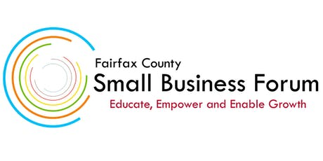 Fairfax County Small Business Forum tickets