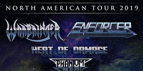 Warbringer/ Enforcer @ Holy Diver tickets