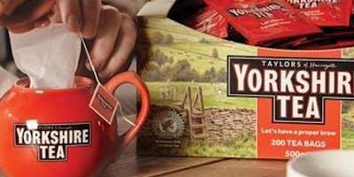 YBS guest speaker event- Marketing Director of Yorkshire Tea- Strategic Marketing