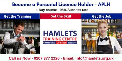 Level 2 Award in Personal Licence Holders (RQF)
