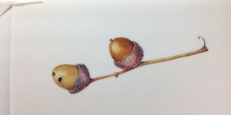 Painting Botanical Treasures on Vellum with Ros Franklin GM, SBA (Fellow), FLS, FEPFS tickets