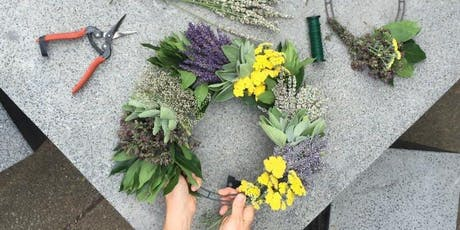 Lavender & Herb Wreath Workshop tickets