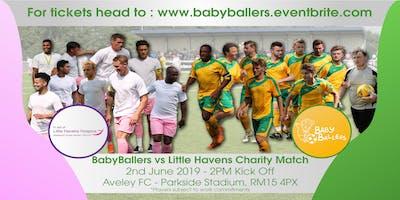 BabyBallers XI V Little Havens XI