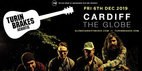 Turin Brakes (The Globe, Cardiff) tickets