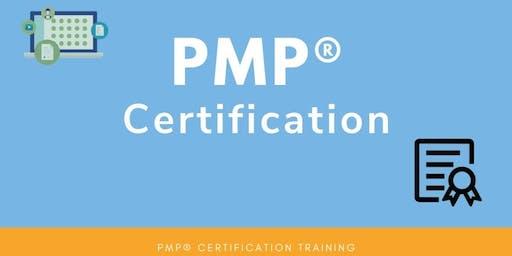 PMP Certification Training in Muncie, IN