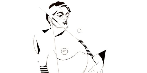 Alternative Life Drawing: Moving from Observation to Abstraction with Dan Whiteson