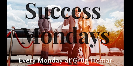 Success Mondays entradas