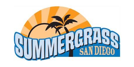 Summergrass 2019 Tickets tickets