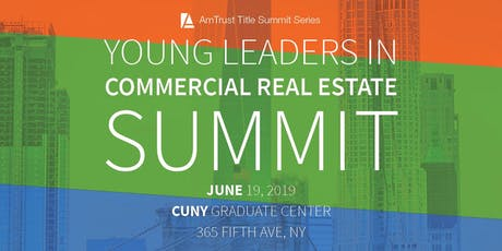 Young Leaders in Commercial Real Estate Summit tickets