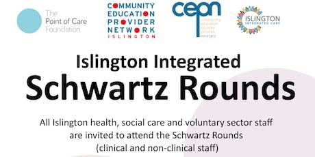 Islington CEPN Integrated Schwartz Round tickets