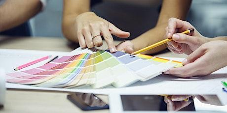 Colour School Interior Design Workshop tickets