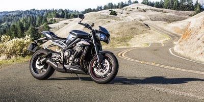 Triumph Street Triple R Test Ride