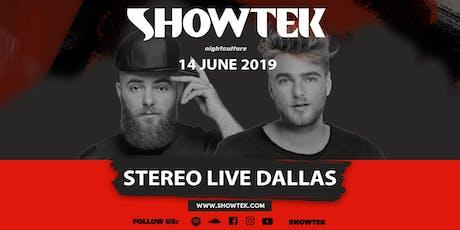 Showtek - Dallas tickets