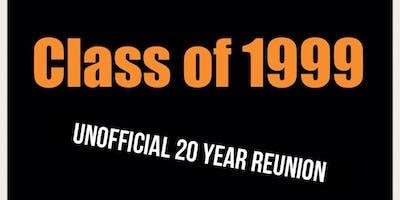 Harlem High School Class of 1999 Unofficial 20 year Reunion!