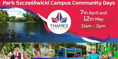 Thames British School Community Days - Park Szczęśliwicki Campus