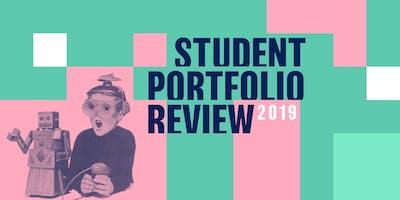 2019 Student Portfolio Review