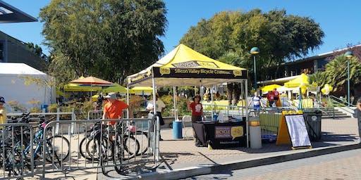 2019 Volunteer: Bike Parking @ Stanford Stadium - Stanford University Cardinal vs. UCLA Bruins