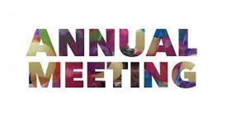 Annual Meeting tickets