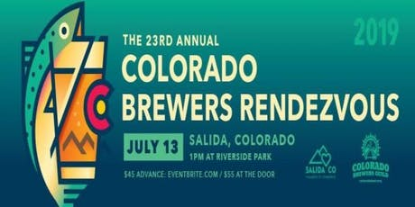 23rd Annual Brewers Rendezvous- 2019 tickets