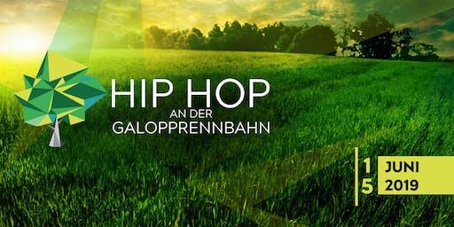 Hip Hop an der Galopprennbahn Open Air 2019
