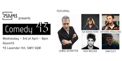 Comedy 43 - 3rd of April
