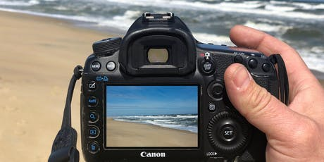 Photography class- Complete 4 hour guide from beginners to experienced tickets