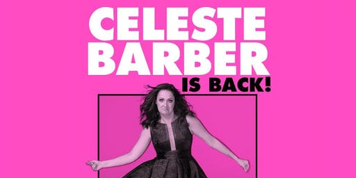 Celeste Barber Is Back @ Thalia Hall