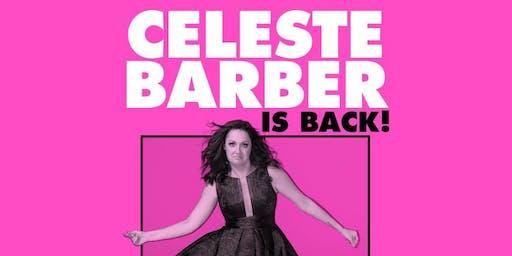Celeste Barber Is Back @ Thalia Hall