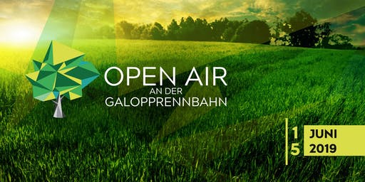 Open Air an der Galopprennbahn