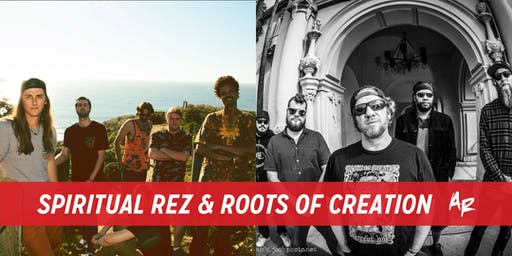 Spiritual Rez & Roots of Creation at ArtsRiot
