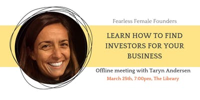 Learn How To Find Investors for Your Business