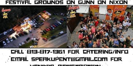 """Independence Day """"Big Banger"""" Festival & Concert (Tampa, FL)  tickets"""