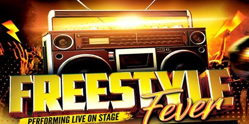 Freestyle Fever 2019 W/ TKA - Sweet Sensation - Rob Base - Lisette Melendez - Brenda K Starr - Freedom Williams - Soave - Pretty Poison