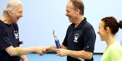 1st ITTF World Parkinson's Table Tennis Championships