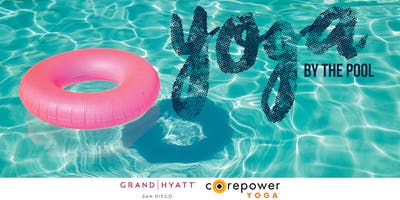 Yoga by the Pool with Corepower, Summer Series